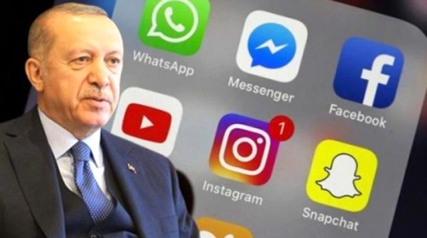 Sosyal medya düzenlemesinden bazı maddeler çıkarıldı!