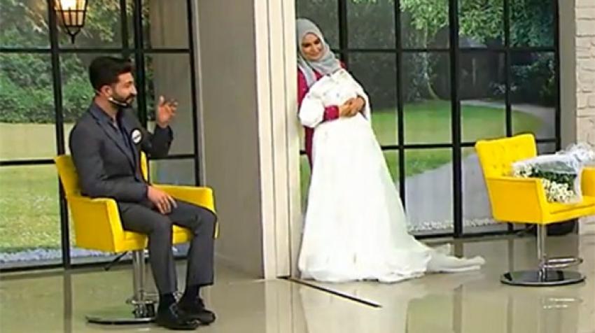 Hanife'ye sürprizlerle dolu evlilik teklifi