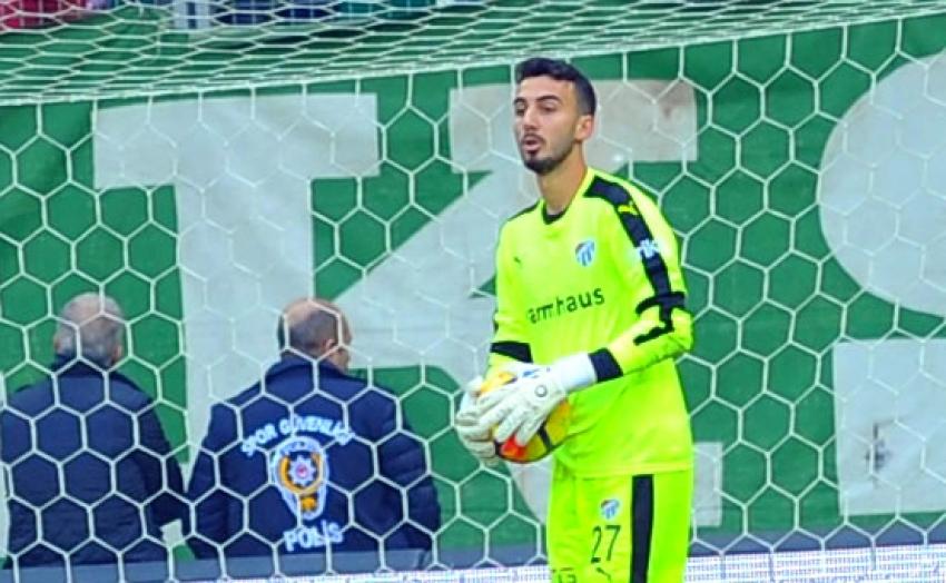 Muhammed Şengezer'i Atletico Madrid ve Porto izledi!