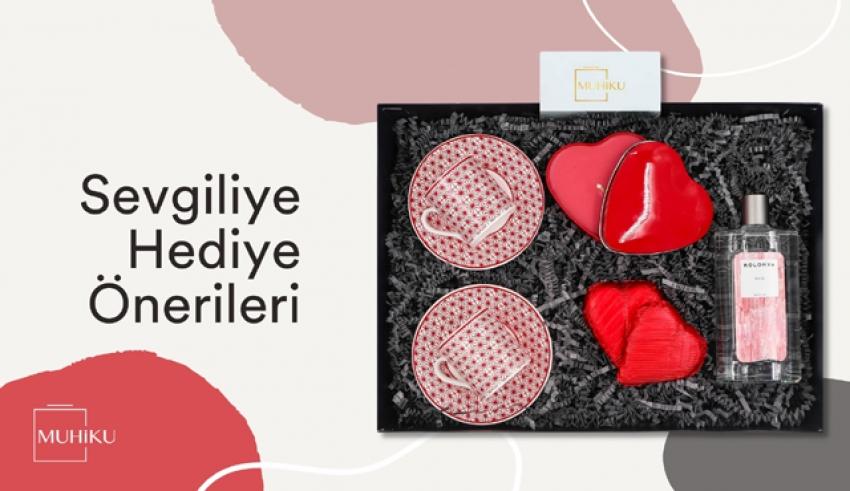 Aşkın En Romantik Hali Muhiku'nun Sevgiliye Hediye Kutularında!