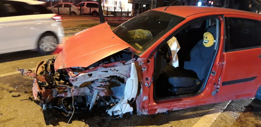 Bursa'daki korkunç kazada...