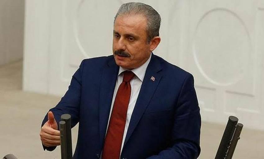 Şentop'tan Kılıçdaroğlu açıklaması