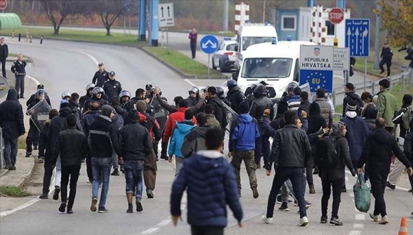 Hırvat polisinden sistematik işkence