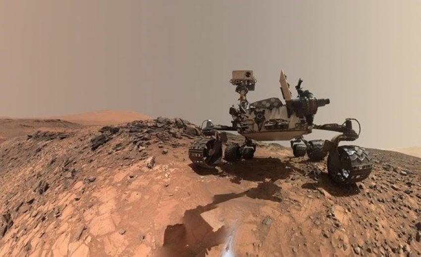 Mars ile ilgili çok konuşulan iddia çöktü!