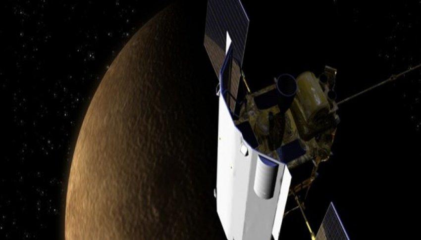 NASA'nın uzay aracı Merkür'e çakıldı