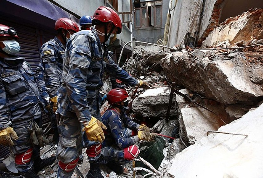 Nepal'de bilanço arttıyor