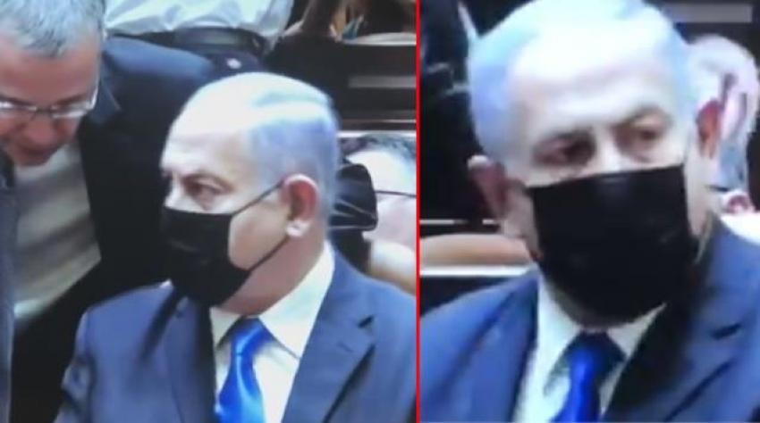 Netanyahu koltuğu bırakamadı!