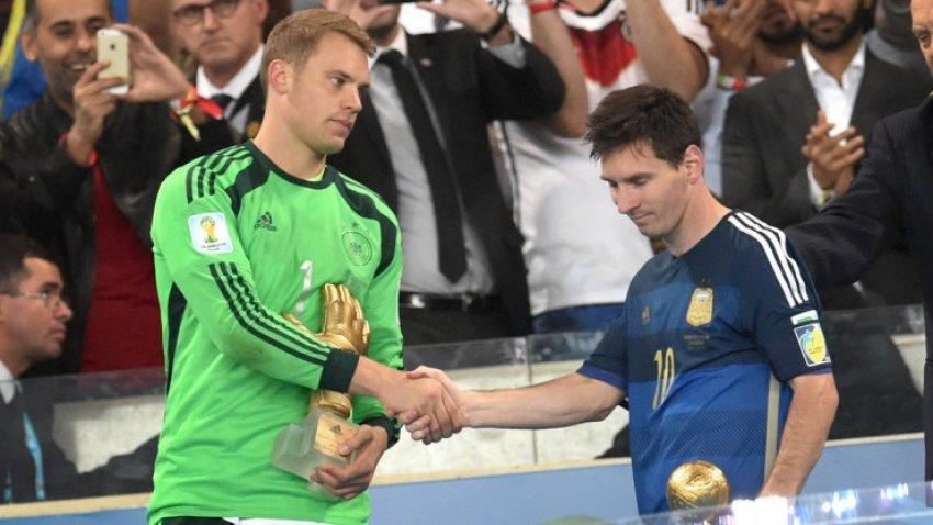 Neuer: Messi'ye Kimin patron olduğunu göstereceğiz