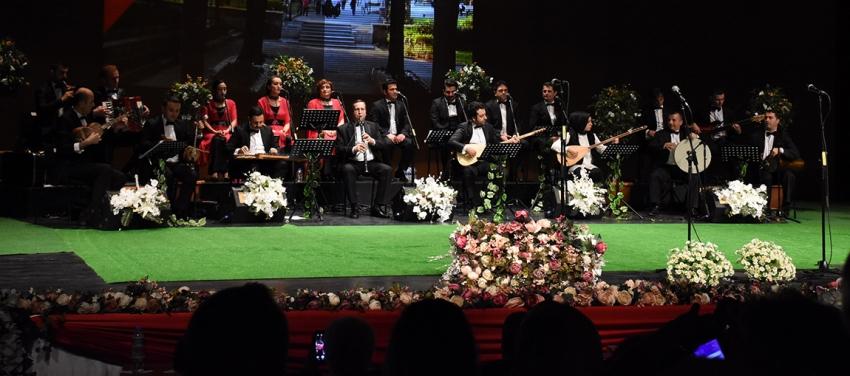 Bursa'da Türk Dünyası Nevruz Şenliği