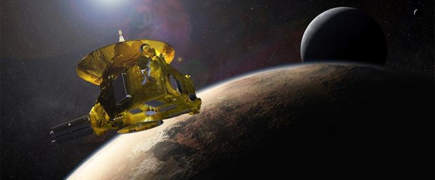 İnsanlık Plüton için 16 ay daha bekleyecek