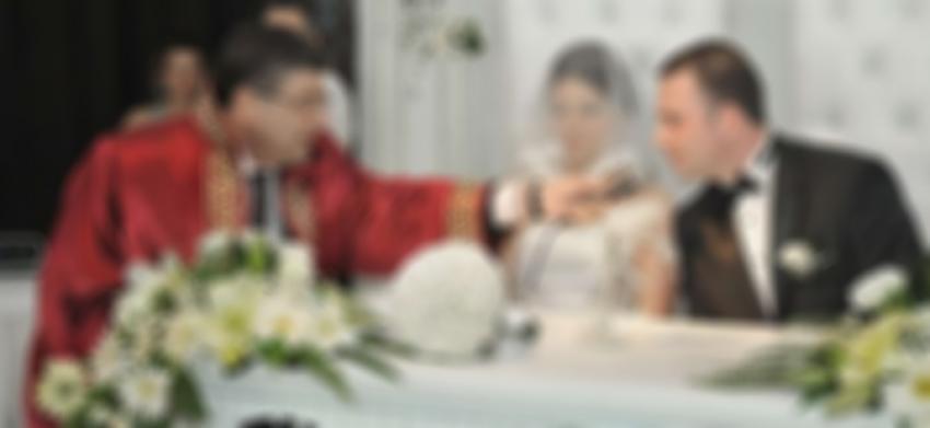 Olay damat ve nikah memuru konuştu