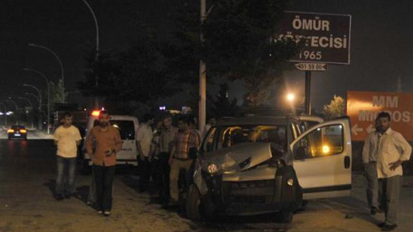 Bursa'da kaza: 8 yaralı