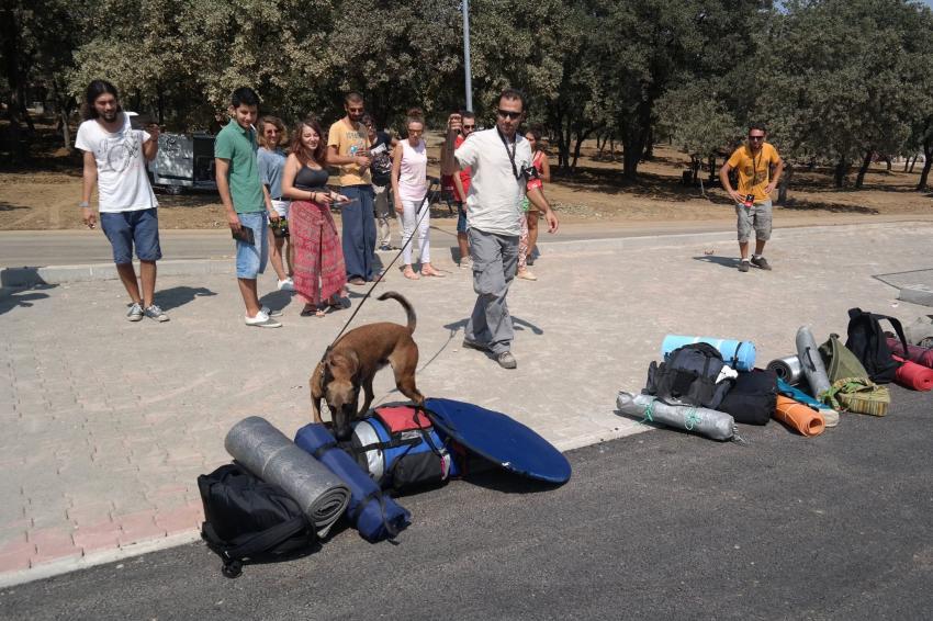 Onbinler Nilüfer Müzik Festivali'nde coştu