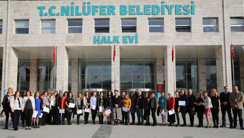 30 kadına daha girişimcilik sertifikası
