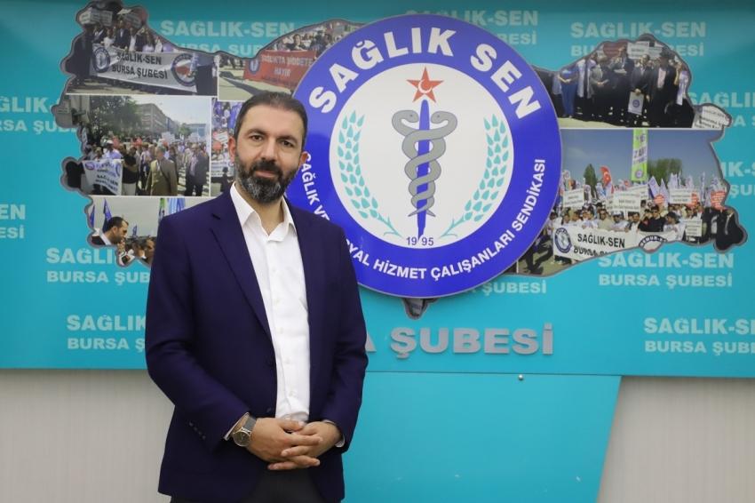 Bursa Sağlık-Sen taleplerini açıkladı