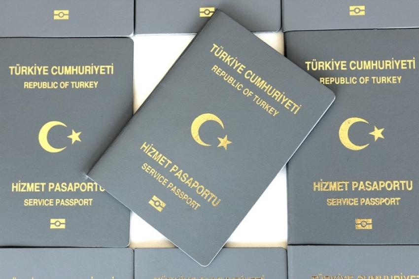 Gri pasaport skandalına Yıldırım Belediyesi'nden açıklama