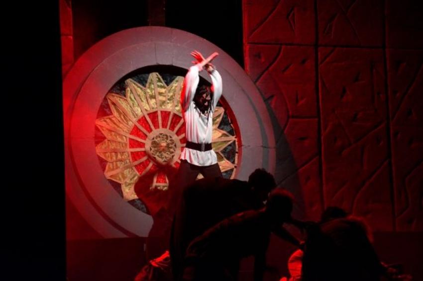 Dünyaca ünlü müzikal Bursa'da sahnelendi