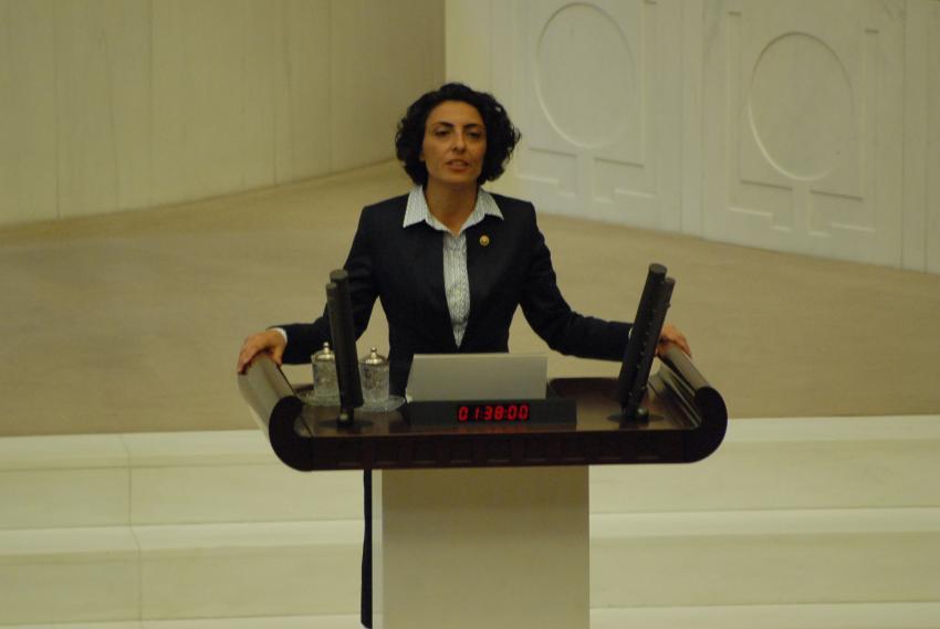 CHP'li kadın vekil, soyadı ihlaline karşı çıktı