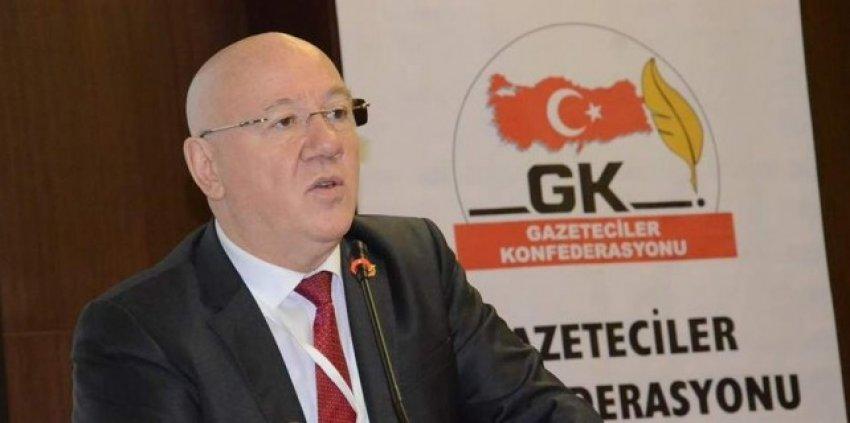 Nuri Kolaylı gazetecilere yönelik şiddeti kınadı