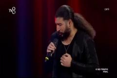 O Ses Türkiye şampiyonu Ferat Üngür'ün final performansı