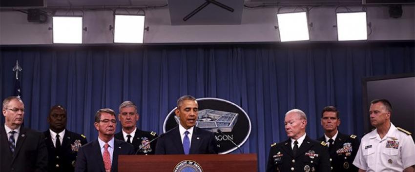 Obama IŞİD için ekibi topladı