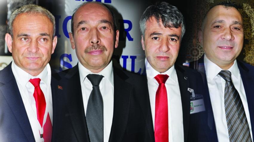 Bursa'da oda başkanları güven tazeliyor