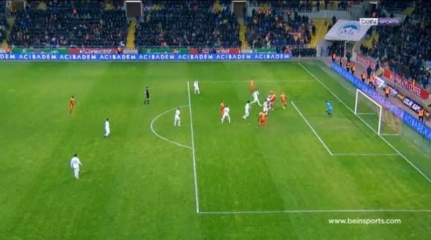 2. gol ofsayt!