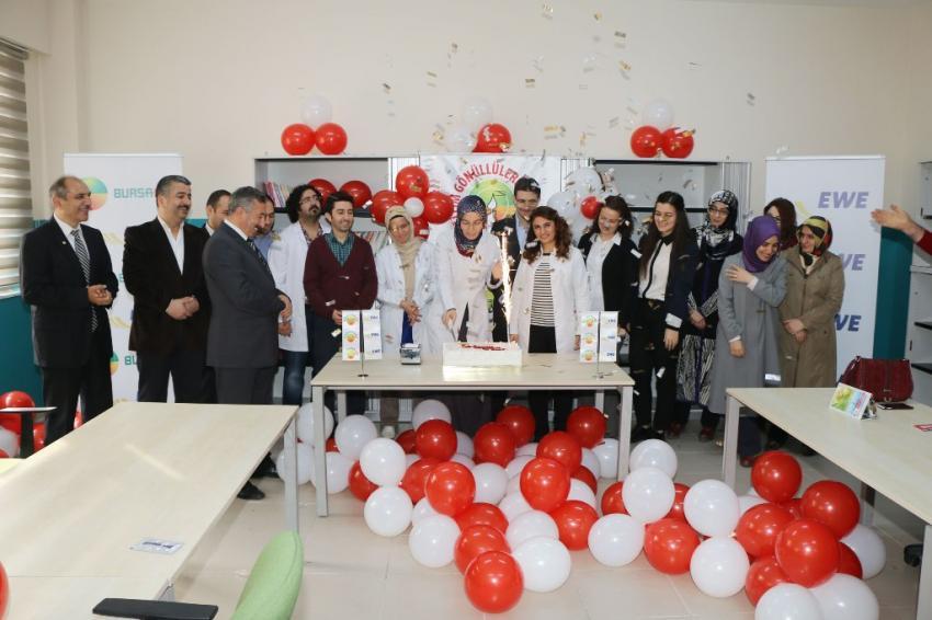 Bursagaz'dan Öğretmenler Günü kutlaması