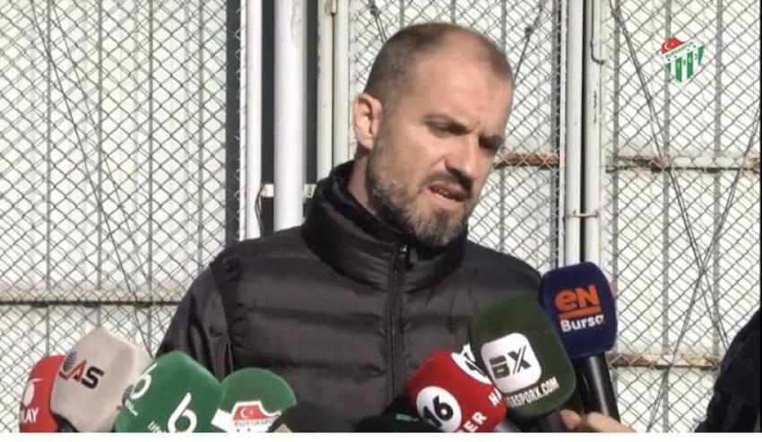 """Mustafa Er """"Biz şehir olarak bu kadroyu kullanamadık"""""""