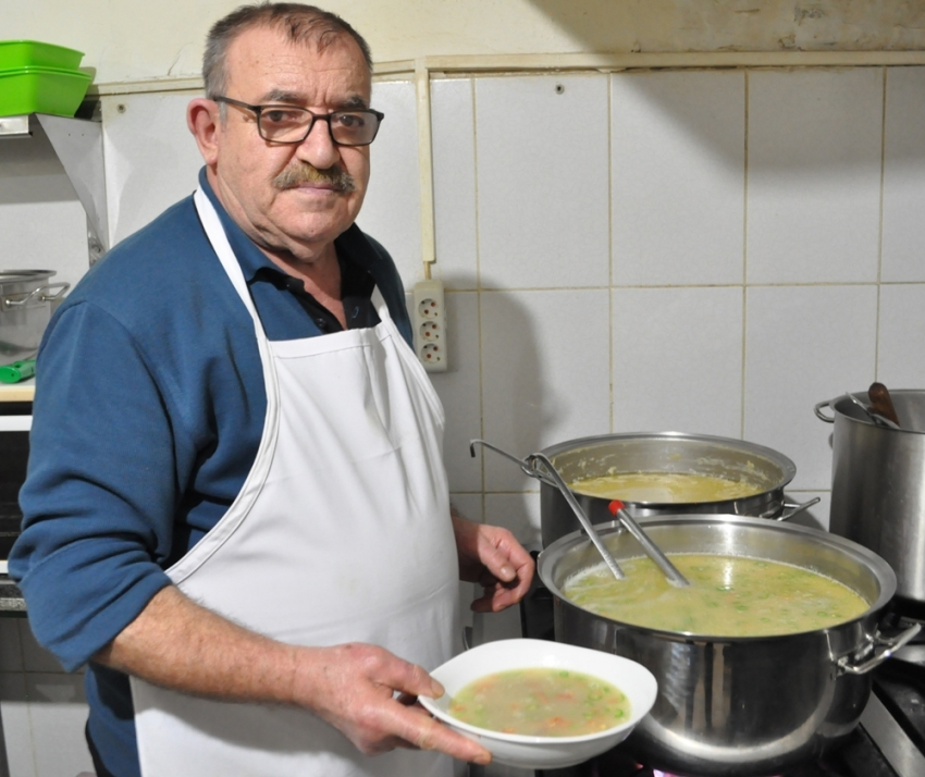Yeni trend: Ördek suyu çorbası