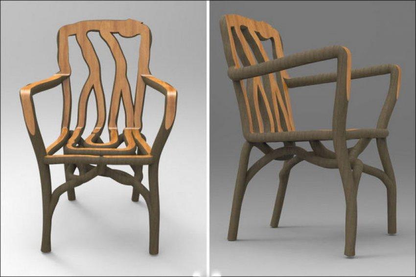 Bu mobilyalar organik