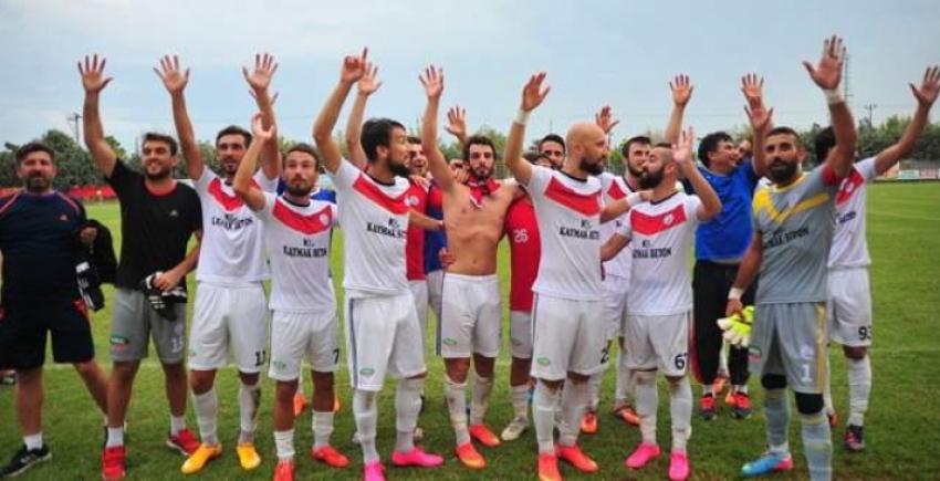 Orhangazispor'dan büyük başarı