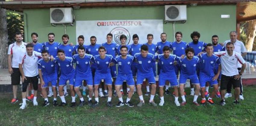 Orhangazispor sezonu açtı