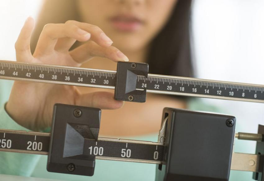 Oruç tutarken kilo verilir mi?