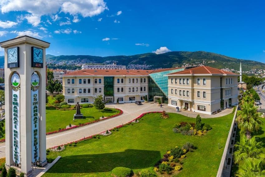 Osmangazi Belediyesi'nin gerçekleştirdiği projeler