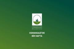 Osmangazi Belediyesi'nde bir hafta