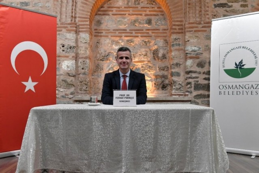 Osmangazi'de Doğu Akdeniz Konferansı