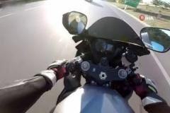 Otobanda motosiklet şov