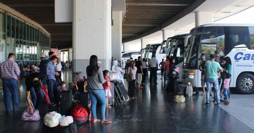 Otobüsler uçaklara yenildi