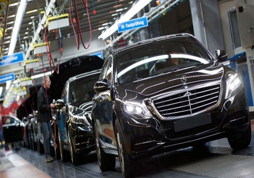 Avrupa otomotiv pazarı ilk 10 ayda arttı