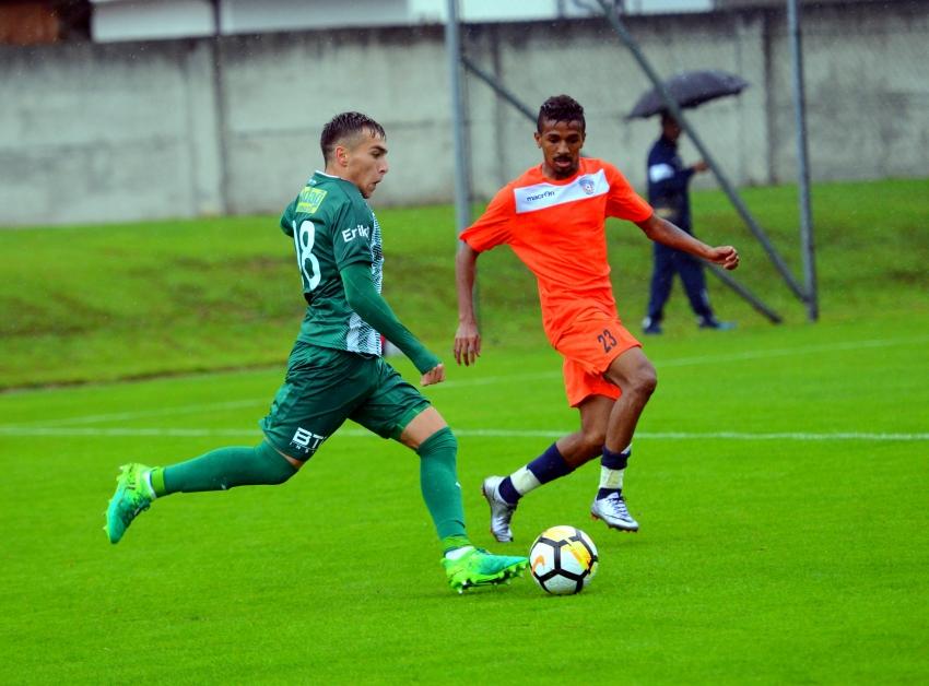 Bursaspor hazırlık maçı yapacak