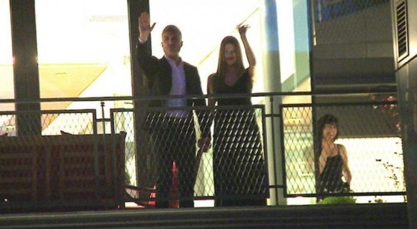 Özcan Deniz evlendi!