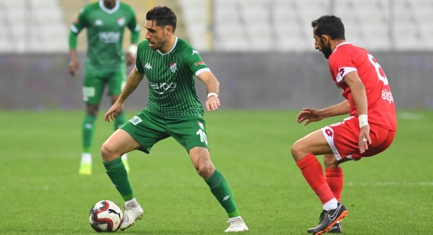 Bursaspor 1-1 Boluspor