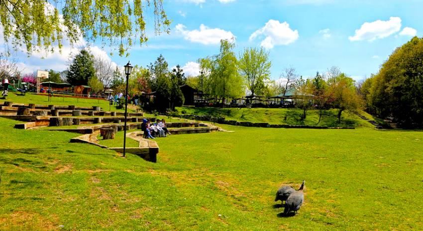 İstanbul'un arka bahçesi: Polonezköy