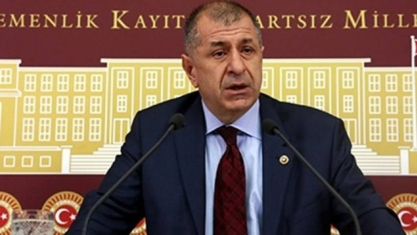 MHP'li Ümit Özdağ, disipline sevk edildi