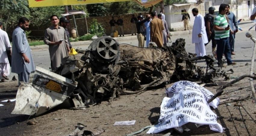 Pakistan'da ölü sayısı 38'e yükseldi