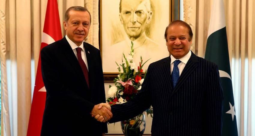 Pakistan Başkanı Türkiye'ye gelecek