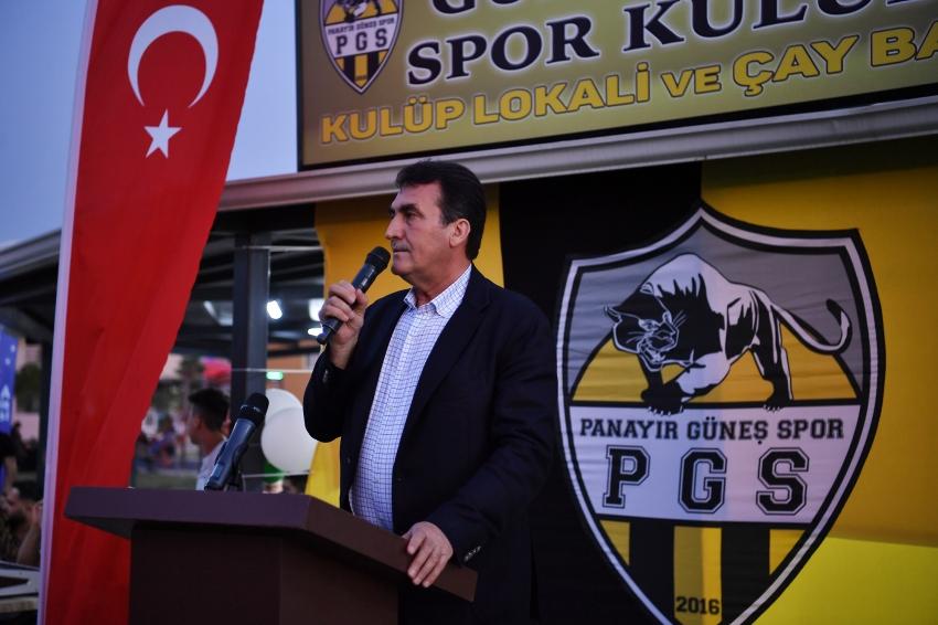 Osmangazi Belediyesi amatör sporun yanında