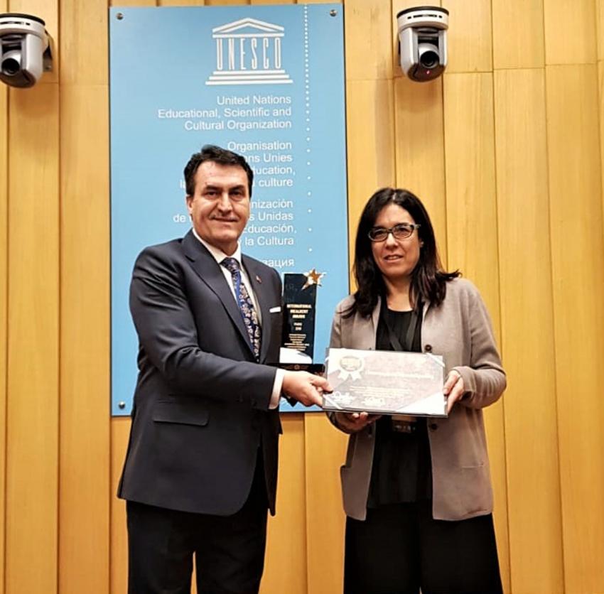 Panorama 1326 Bursa Fetih Müzesi'ne UNESCO'dan ödül