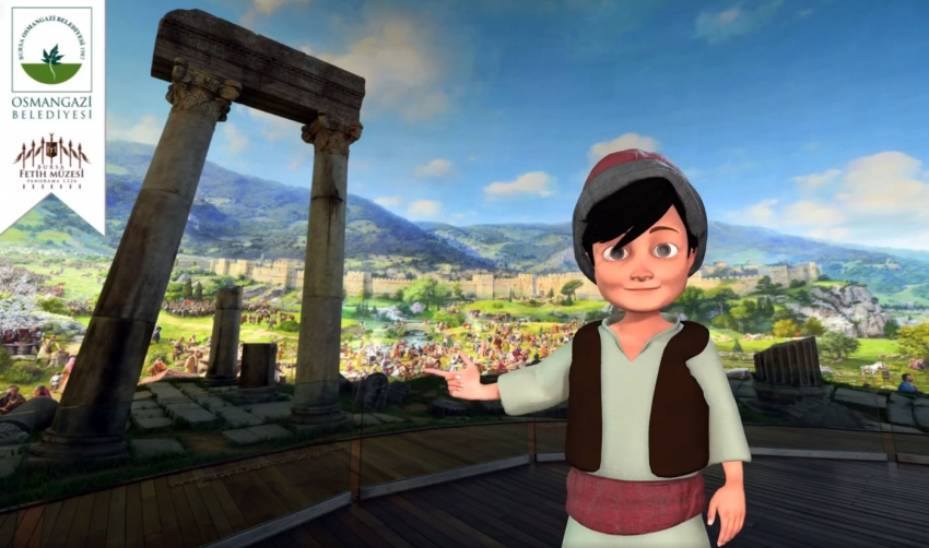 Fetih yolculuğuna 'Eren' rehberlik edecek